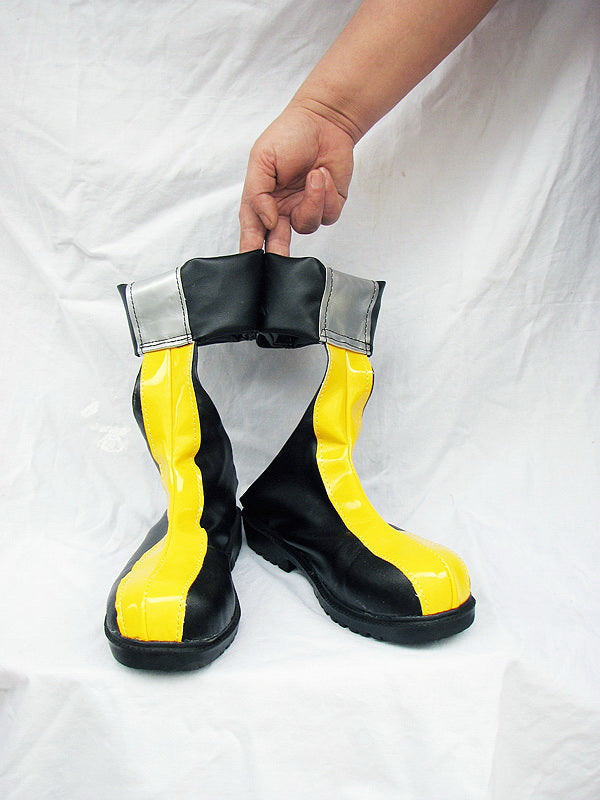 Tales of Symphonia Knight of Ratatosk Cosplay Boots