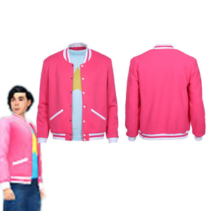 Steven Universe: The Movie-Steven Universe Adult T-shirt Jacket Coat Halloween Carnival Costume Cosplay Costume