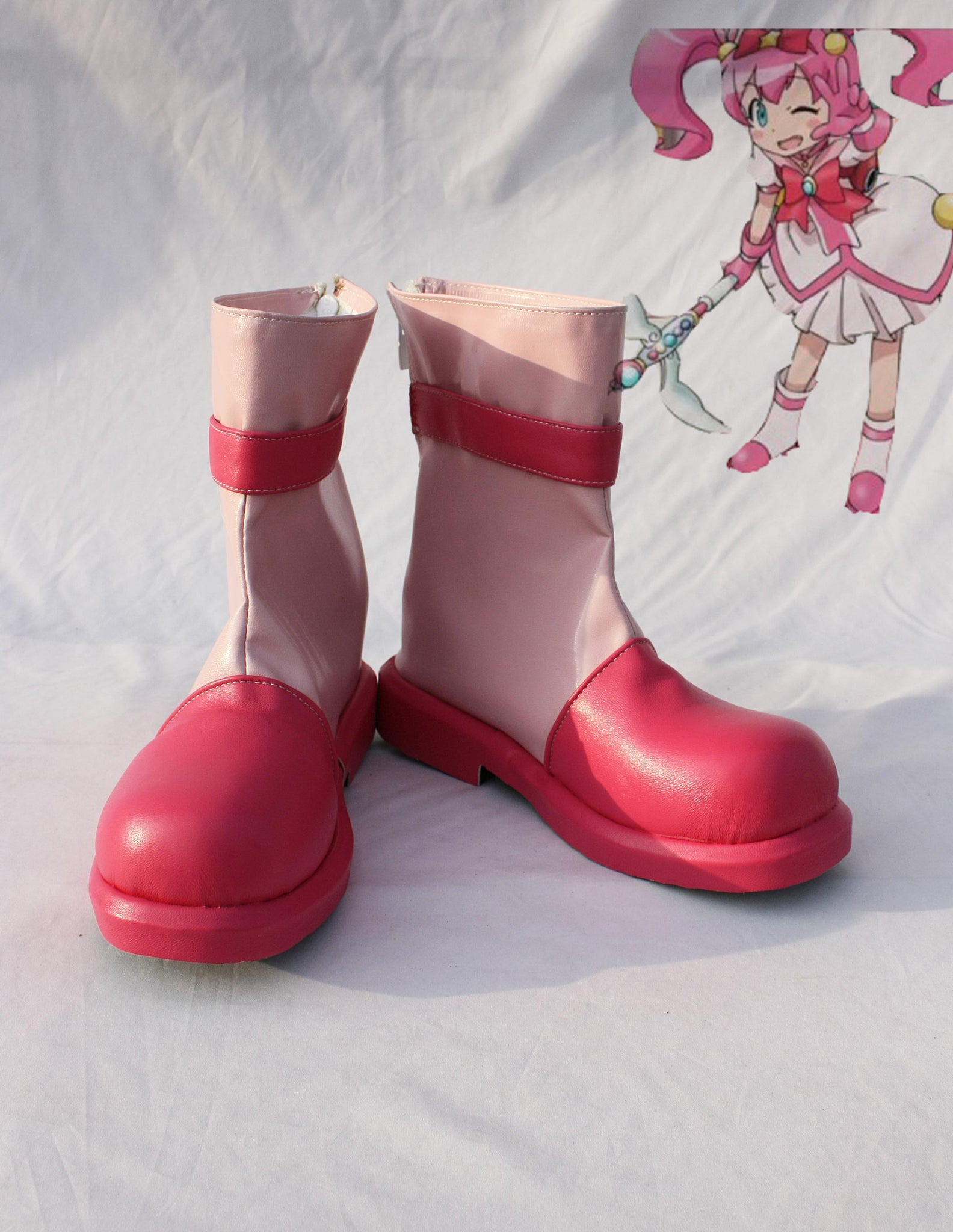 Oreimo Meruru Cosplay Boots Shoes