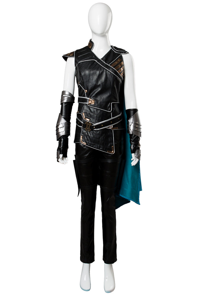 Thor Ragnarok Valkyrie Costume Whole Set Female Halloween Cosplay