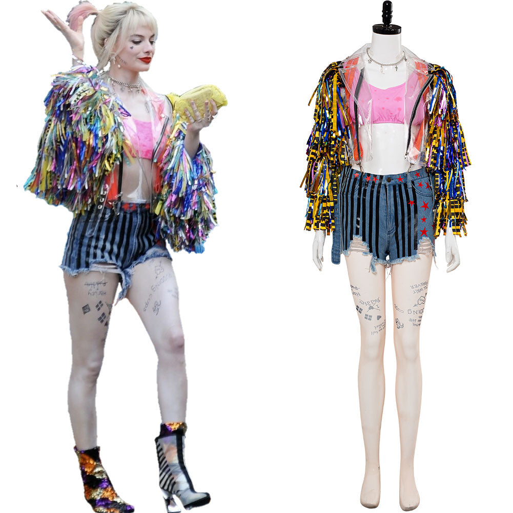 Birds Of Prey And The Fantabulous Emancipation Of One Harley Quinn C New Cosplaysky