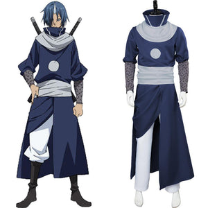 Matter Was Slime After Reincarnation Souei Cosplay Costume