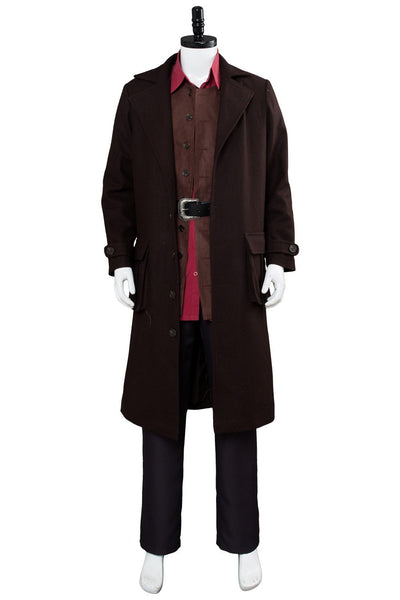 Harry Potter Rubeus Hagrid Outfit Cosplay Costume Adult