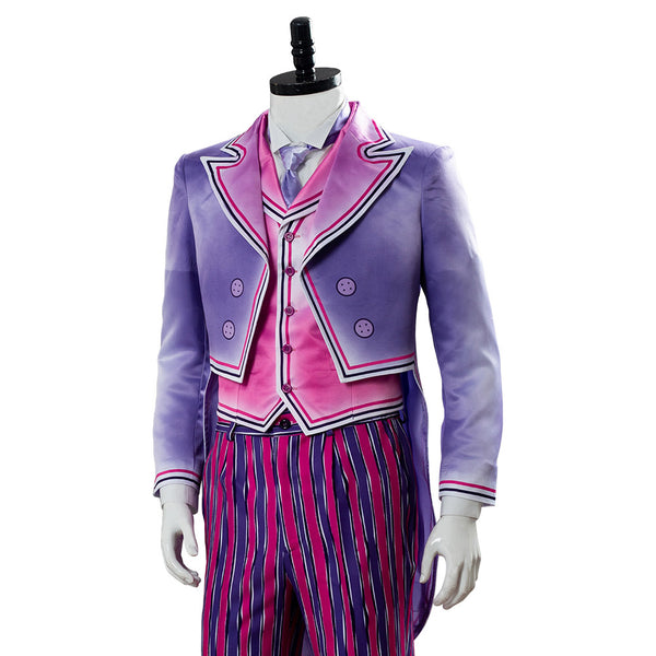 2018 Jack Cosplay A Cover Is Not The Book Hand Panted Mary Poppins Returns 2 Uniform Cosplay Costume