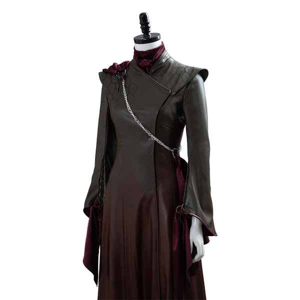 Game of Thrones Daenerys Targaryen Dany Gown Outfit Cosplay Costume