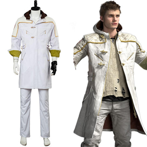 Devil May Cry 5 Nero DLC EX COLOR Outfit Cosplay Costume