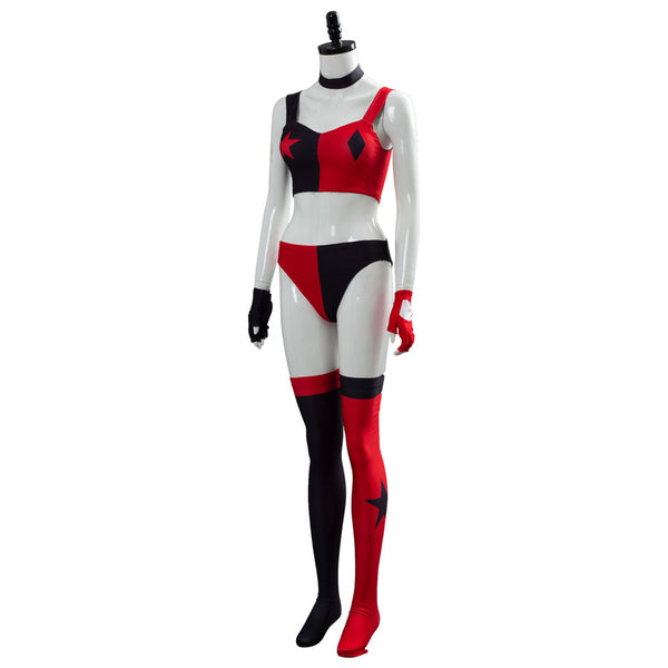 2019 Anime Harley Quinn Suit Cosplay Costume