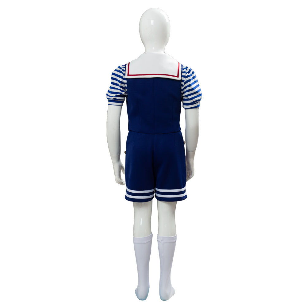 Stranger Things 3 Scoops Ahoy Robin Cosplay Costume For ...