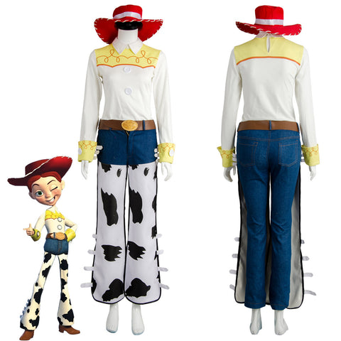 Disney Toy Story Jessie Outfit  Cosplay Costume