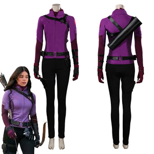 Hawkeye Kate Bishop Halloween Carnival Suit Cosplay Costume