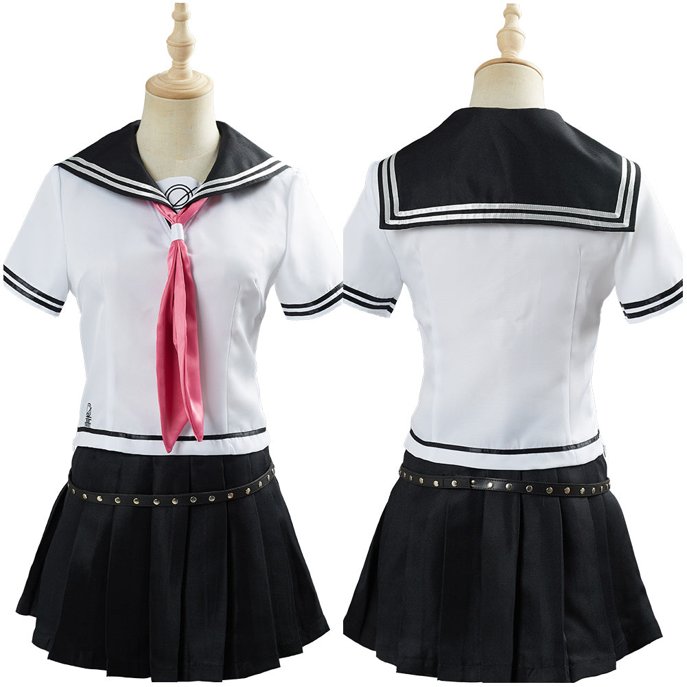 Super DanganRonpa Ibuki Mioda Cosplay Costume