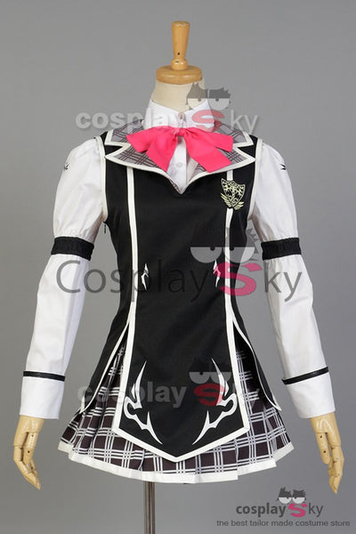 Chivalry of a Failed Knight Stella Vermillion Cosplay Costume