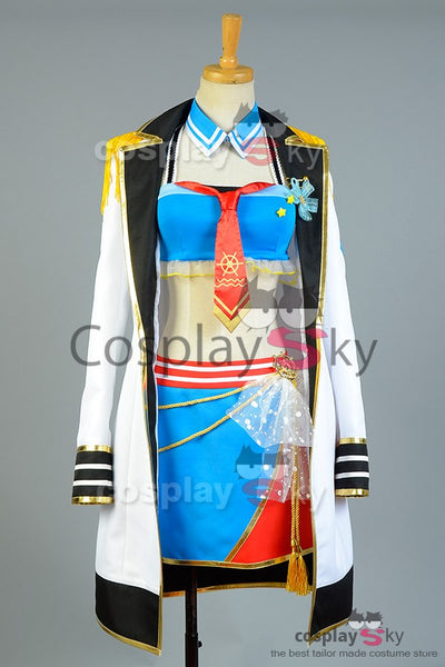 LoveLive! Ayase Eli Navy Costume Cosplay Costume