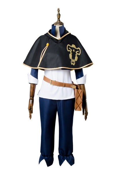 Black Clover Asta Outfit Cosplay Costume