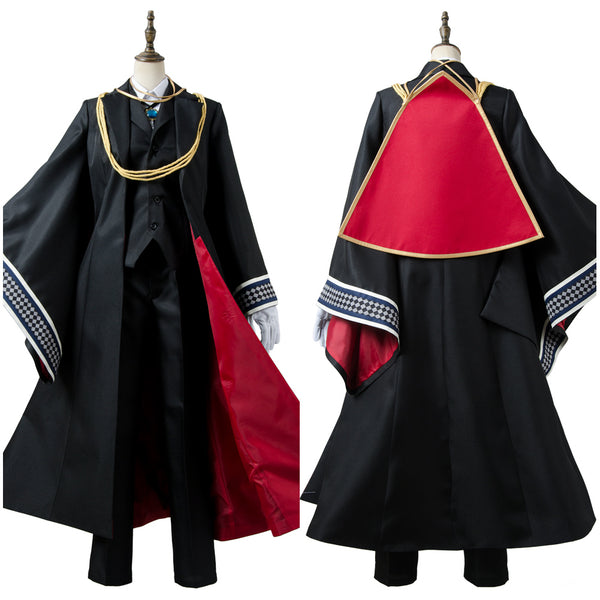 The Ancient Magus' Bride Elias Ainsworth Outfit Cosplay Costume