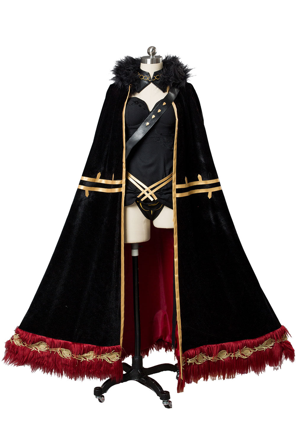 Fate//Grand Order FGO Ereshkigal Outfit Cosplay Costume Outfit