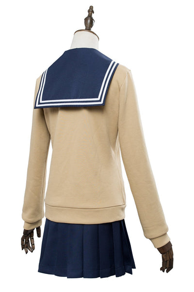 Boku no Hero Academia My Hero Academia Himiko Toga school Uniform Dress Cosplay costume