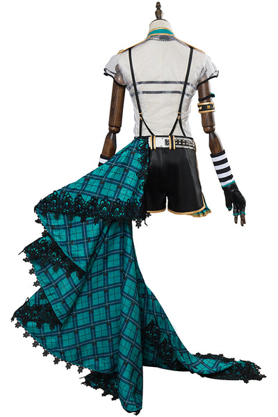 Love Live! Sunshine!! Aqours Kanan Matsuura Punk Rock Outfit Cosplay dress Costume