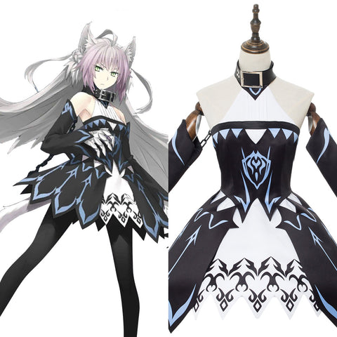 Fate Grand Order FGO Atalanta Dress Cosplay Costume