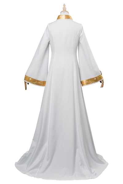 A Certain Magical Index Season 3 INDEX Cosplay Costume