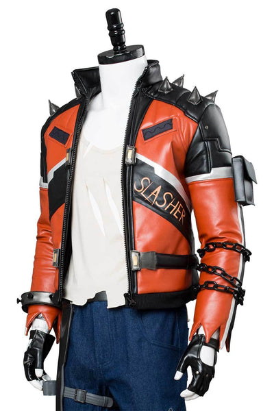 Overwatch Soldier 76 Slasher Skin Cosplay Costume