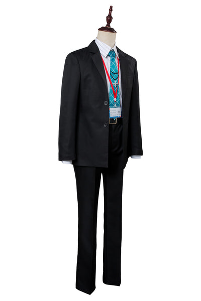 DRB Division Rap Battle Doppo Kannonzaka Cosplay Costume