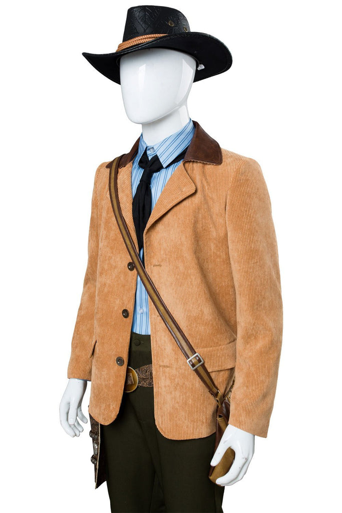 Red Dead Redemption2 Arthur Morgan Outfit Cosplay Costume