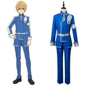 Sword Art Online Alicization Eugeo Cosplay Costume Version Two