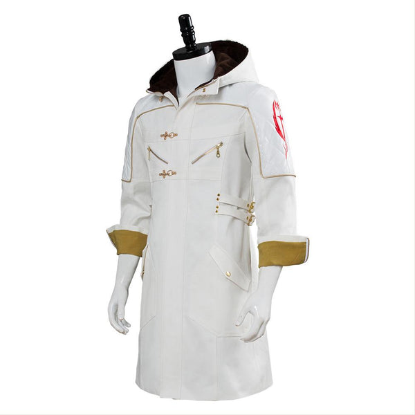 Devil May Cry 5  Nero DLC EX COLOR Cosplay Costume Coat Only