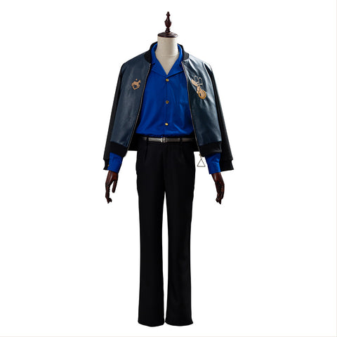DRB Division Rap Battle SAMATOKI AOHITSUGI Outfit Cosplay Costume