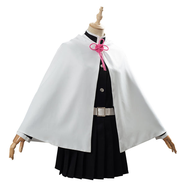 Demon Slayer: Kimetsu no Yaiba Costume Tsuyuri Kanawo Suit Cosplay Costume