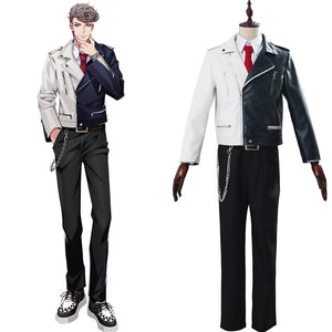 Division Rap Battle DRB Hypnosis Mic Heaven & Hell Outfit Cosplay Costume