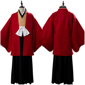 Demon Slayer: Kimetsu no Yaiba Tsugikuni Yoriichi Uniform Cosplay Costume