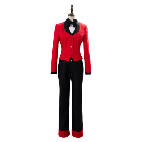 Hazbin Hotel CHARLIE Outfit Cosplay Costume