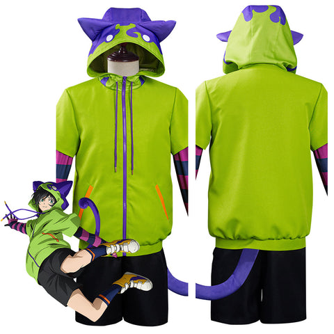 SK8 the Infinity - Miya Coat Pants Outfits Halloween Carnival Suit Cosplay Costume