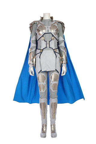 Thor 3 Ragnarok Valkyrie Outfit Whole Set Ver .2 Cosplay Costume