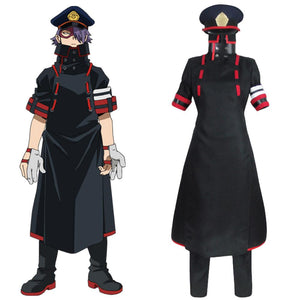 My Hero Academia Boku no Hero Season 3 Seiji Shishikura Cosplay Costume