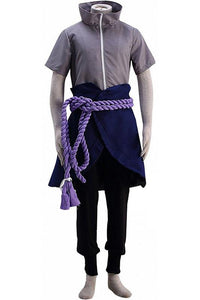 Naruto Shinobi World War Susanoo Uchiha Sasuke Cosplay Costume