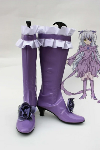 Rozen Maiden  Barasuishou Anime Cosplay Boots Shoes Custom made