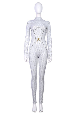 2018 Aquaman Atlanna Body Suit Cosplay Costume