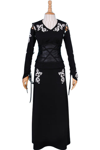 Harry Potter Bellatrix Lestrange Outfit Cosplay Costume