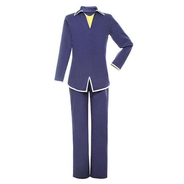 Fruits Basket Souma Kyo Cosplay Costume School Uniform