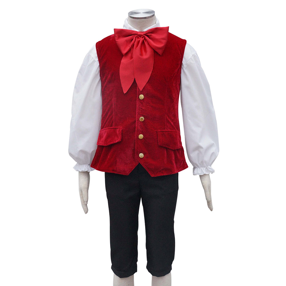 2017 Beauty And The Beast Lefou Cosplay Costume New Cosplaysky