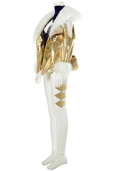 League of legends Game Akali Prestige Edition Cosplay Costume for women