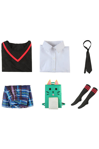 2019 Spider-Man: Into the Spider-Verse Peni Parker Cosplay Costume