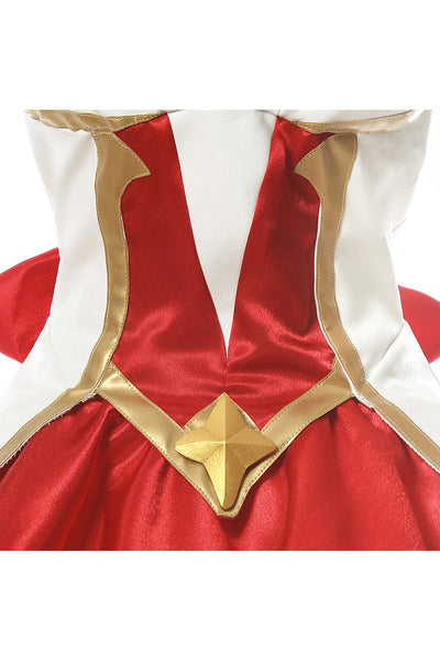 LOL League of Legends Star Guardian Miss Fortune Dress Cosplay Costume