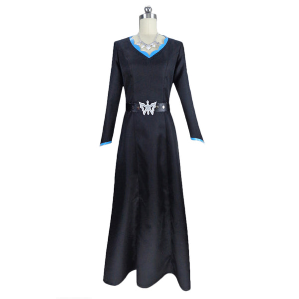 Anime Castlevania Season 3 Lenore Cosplay Costume Adult Women Dress Outfit Halloween Carnival Costume