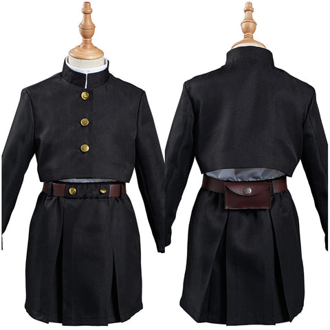 Anime Jujutsu Kaisen Kugisaki Nobara Kids Children Shirt Skirt Outfits Halloween Carnival Suit Cosplay Costume