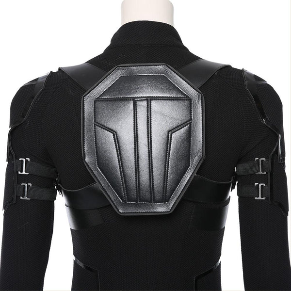 Avengers 4 : Endgame Black Widow Outfit Cosplay Costume