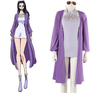 2019 One Piece STAMPEDE Robin Cosplay Costume
